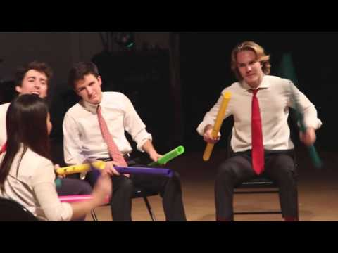 Taylor Swift, Afternoon Delight, and Can't Feel My Face on Boomwhackers!