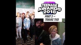 Vlog   TEENAGE AWARDS PT.3    Tobias ( TKB )