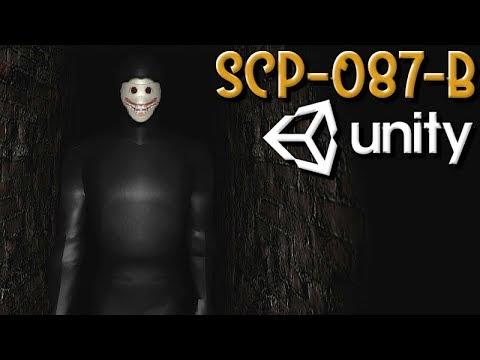 SCP-087-B - Unity Remake (v0.1)