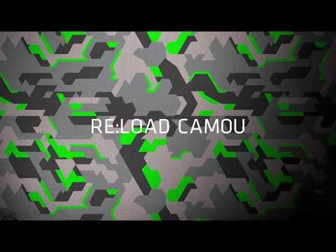 Reusch Ralf Fährmann Torwarthandschuhe (Reload Camou)