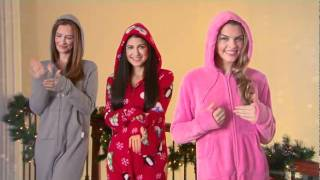 Holiday 2011 Hoodie-Footie Commercial