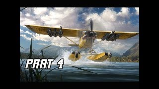 FAR CRY 5 Walkthrough Part 4 - PLANE (4K Let's Play Commentary)
