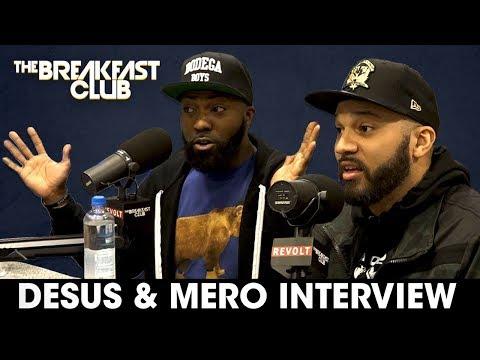 Desus & Mero Pressed By DJ Envy In Heated Breakfast Club Interview