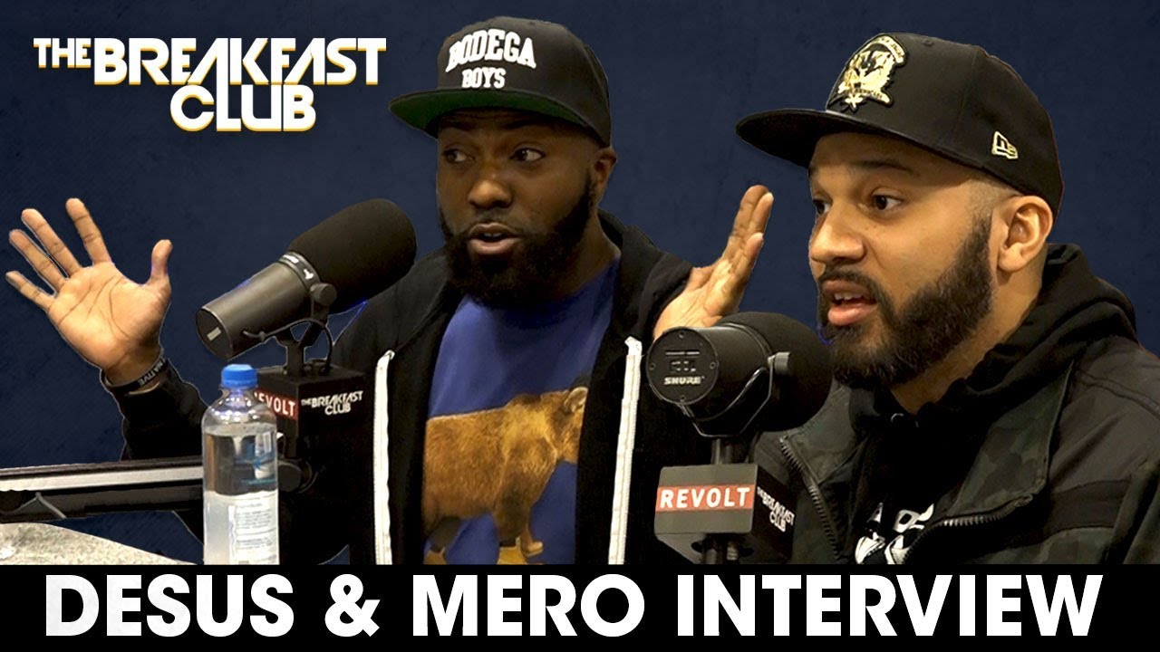 DJ Envy On Why He Walked Out Of Desus And Mero Interview   Vibe