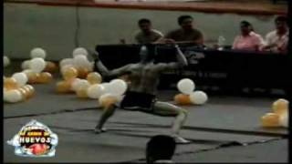 El Gladiador (Un Rodeo De Huevos) -- UAEM - ICE--