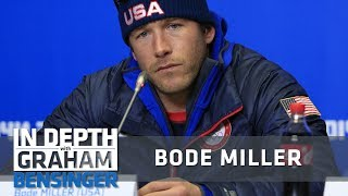 Bode Miller: I don't view the media very favorably
