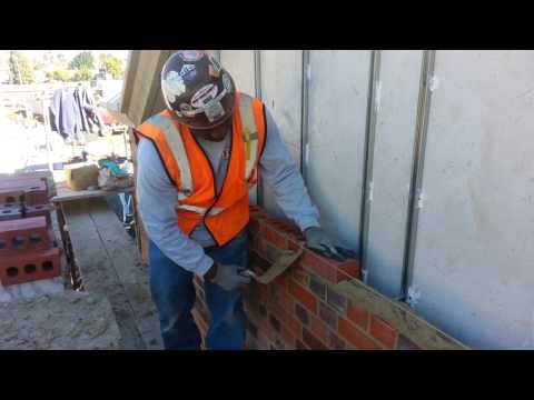 How To Lay Smooth Bricks