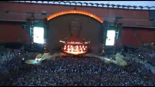 Robbie Williams San Siro 2013 apertura