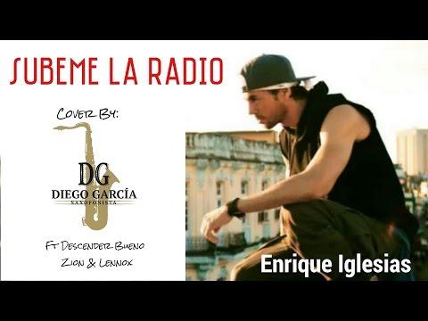Subeme La Radio - Enrique Iglesias Sax Cover by Diego García Saxofonista.