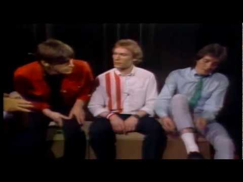 The Jam - Interview (& Funeral Pyre clip) (HD)