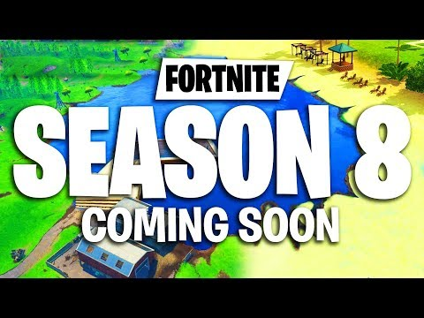 Fortnite Season 8 Theme HIDDEN in Season 7