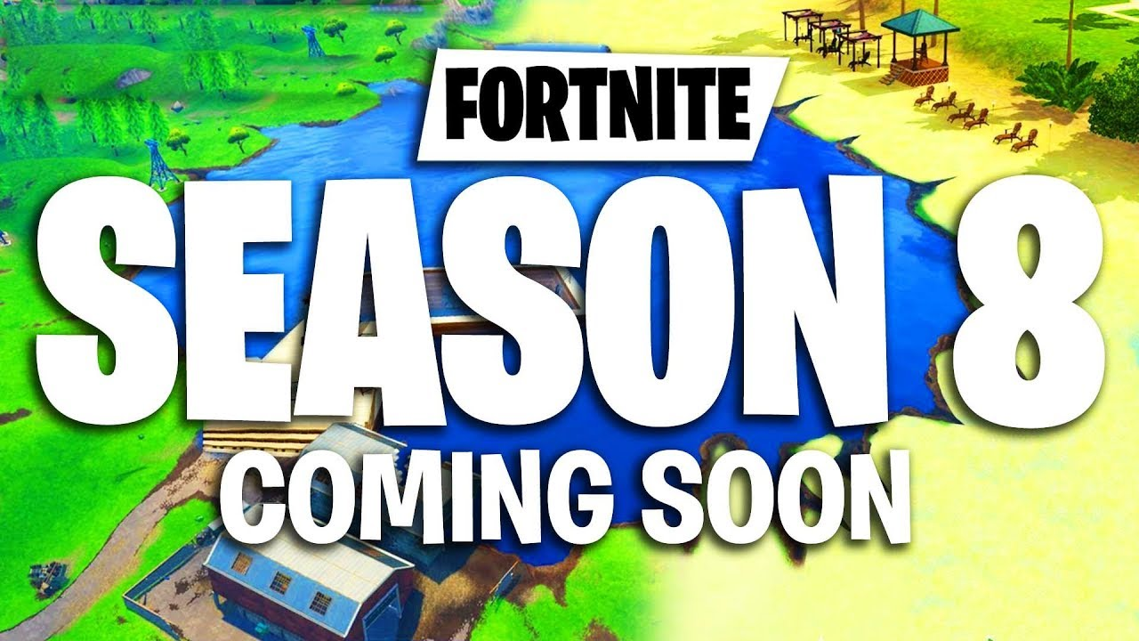 fortnite season 8 theme hidden in season 7 youtube. Black Bedroom Furniture Sets. Home Design Ideas