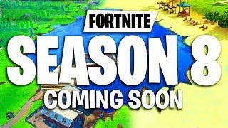 Fortnite Season 8 Theme HIDDEN in Season 7