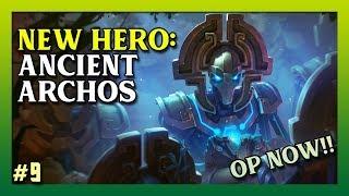 juggernaut Wars / New Hero: Ancient Archos Gameplay And Skills