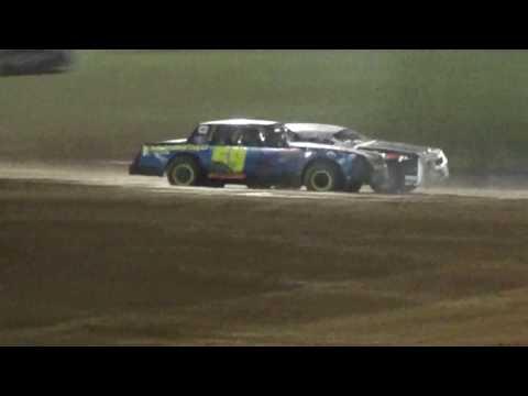 Feature at Bloomington Speedway Winner
