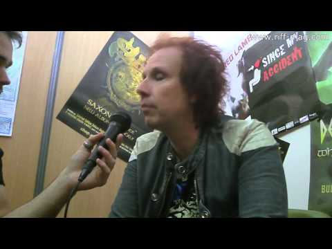 Waltari Interview at the Hellfest 2013