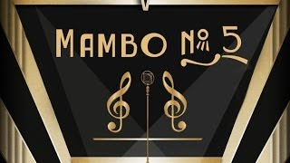 To the VSS Music Graduates 2013-2014 (Mambo No. 5 Parody)