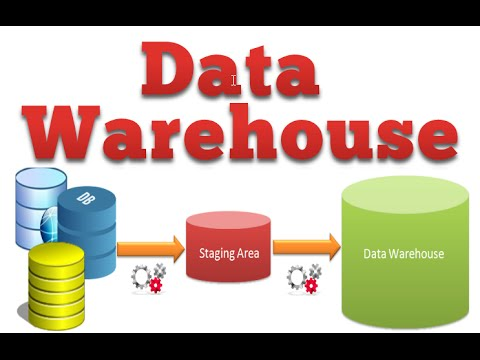 1 - Introduction to Data warehouse and Data warehousing