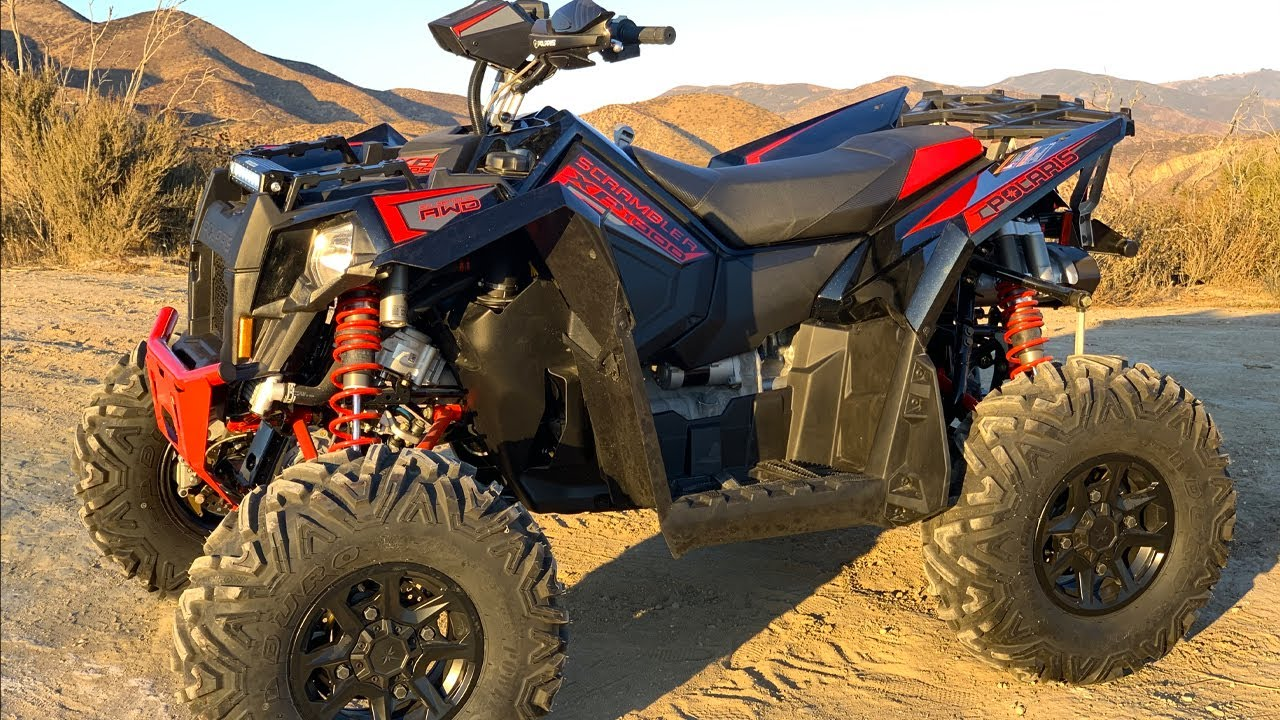 2020 Polaris Scrambler Xp 1000 S Dirt