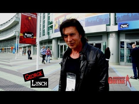 George Lynch Official NAMM Tour 2014