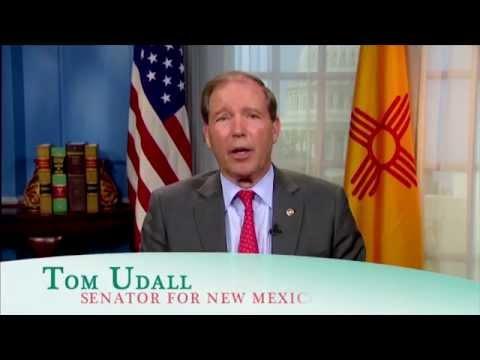 ISPCS 2015: Spotlight Talk, Tom Udall, Senator of New Mexico
