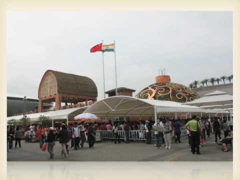 India @ Shanghai Expo 2010