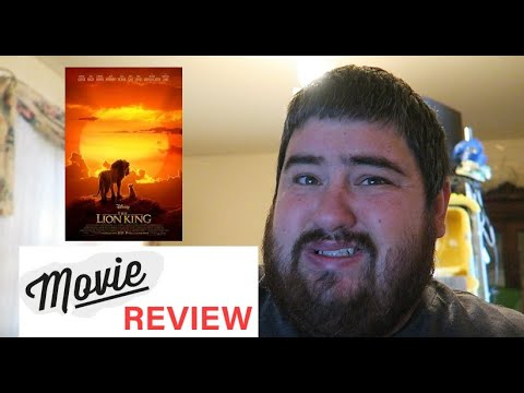 The Lion King (2019) -  Disney Live Action Movie Review