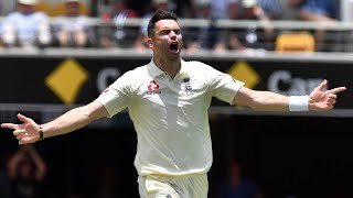 Every James Anderson Test wicket on Australian soil