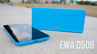 EWA D508 - стильная беспроводная колонка (TVC-Mall.com)