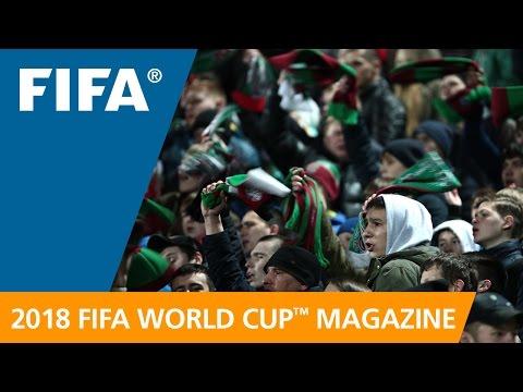 Russia 2018 Magazine: Rubin Kazan