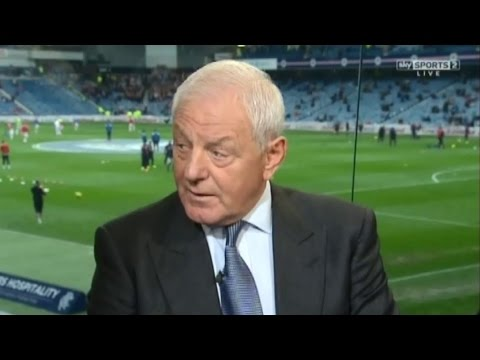 Walter Smith...Make Derek McInnes The New Rangers Manager (+ Graeme Murty Interview)