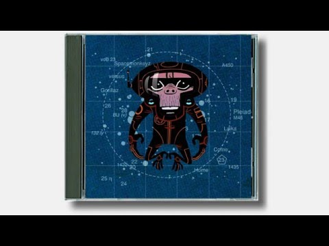 Spacemonkeyz Vs Gorillaz Laika Come Home
