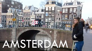 Winter Trip to Amsterdam