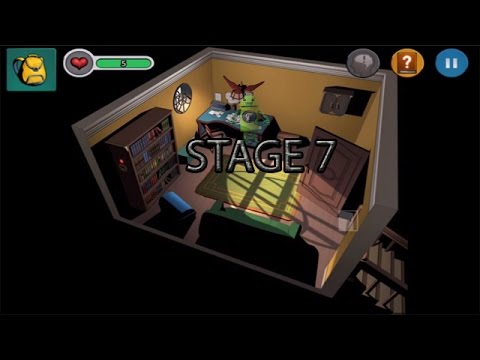 Doors & Rooms 3 Chapter 1 Stage 7 Walkthrough - D&R 3 - YouTube