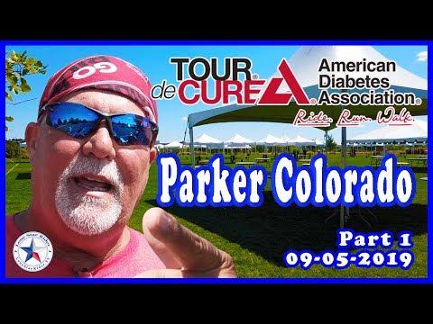 American Diabetes Association Tour De Cure Part 1 • 09-05-2019