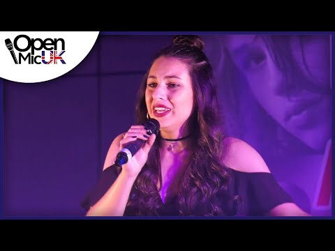 RISE – KATY PERRY performed by AIYANA at Open Mic UK singing contest