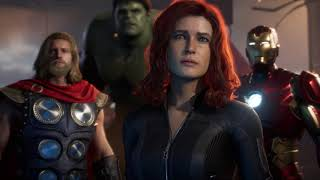Game Hot 2020 Marvel's Avengers  A Day  Official Trailer