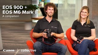 Canon EOS 90D & M6 Mark II First Look with Canon Collective