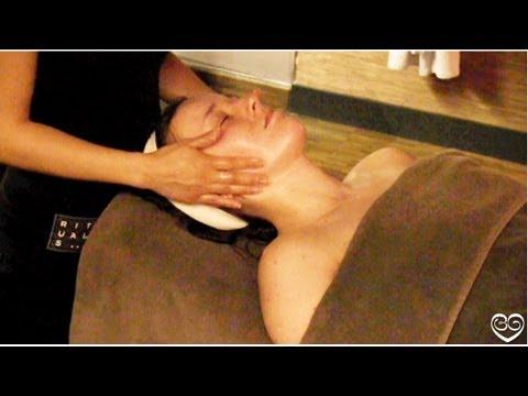 Rituals gezichtsbehandeling