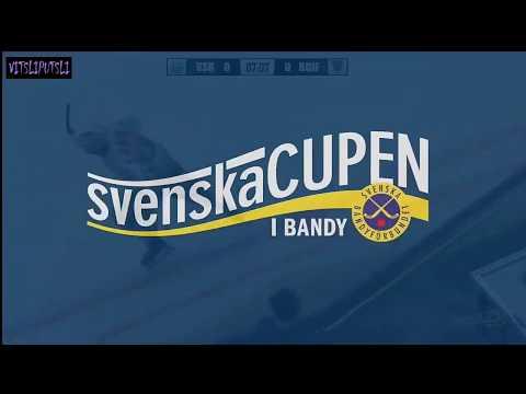 Кубок Швеции по хоккею с мячом 2019, Полуфинал, Вестерос - Больнес