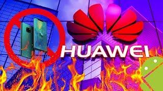 نهاية شركة هواوي خارج الصين؟ ☠