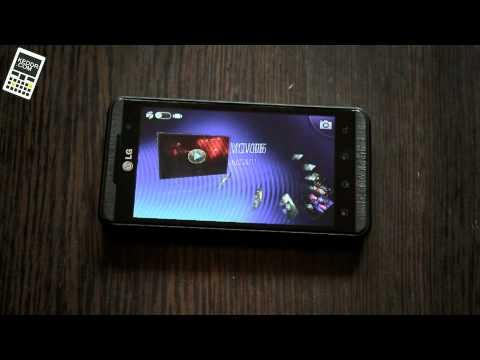 Обзор LG Optimus 3D