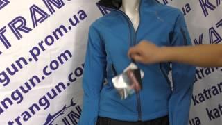 Cтильные женские спортивные куртки Trimm Brenda(Цена, описание и отзывы - http://katrangun.com.ua/shop/product/softshell-kurtka-trimm-brenda-sea-blue http://katrangun.com.ua - экипировочный центр ..., 2015-08-05T14:58:33.000Z)