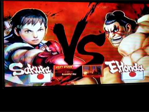 street fighter 4(SAKURA end)Kaynak: YouTube · Süre: 9 dakika43 saniye