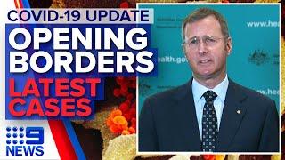 Coronavirus: Scott Morrison issues 'borders open' date | Interview