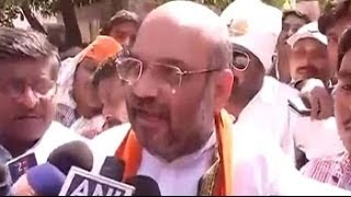 There is a tsunami of support for Narendra Modi: Amit Shah
