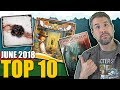 Top 10 most popular board games: June 2018
