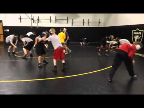 Purler Wrestling Advice - drilling