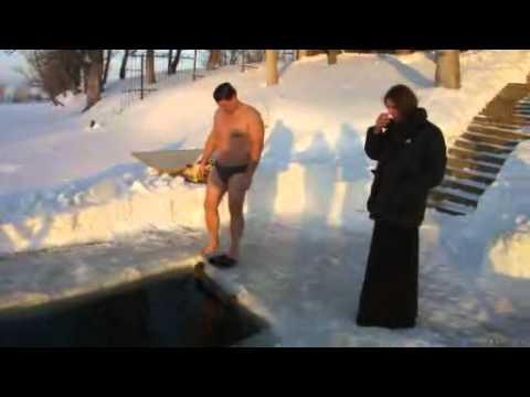 База отдыха Якорь - Крещение 19.01.2011 (г. Нижнекамск)