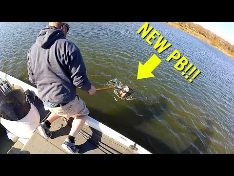 I CAUGHT MY BIGGEST BASS EVER!!! (GIANT Lake Fork Bass!)
